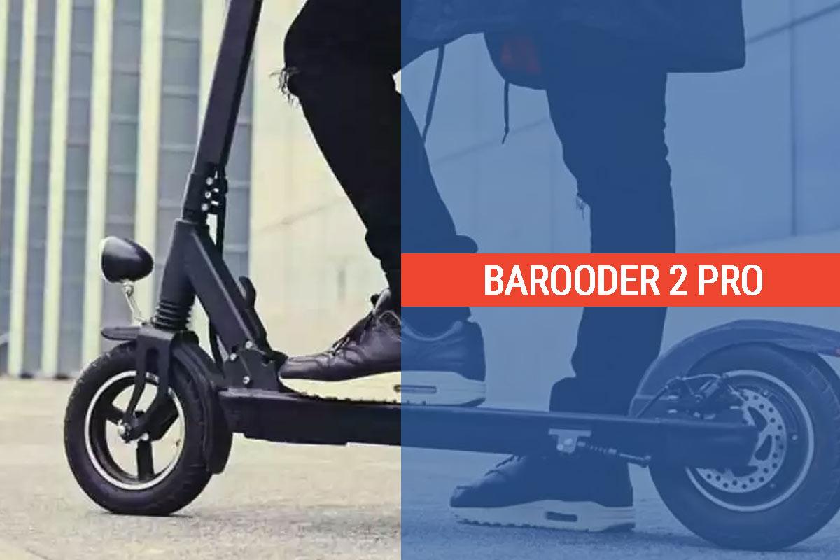 Barooder 2 pro de wegoboard : avis