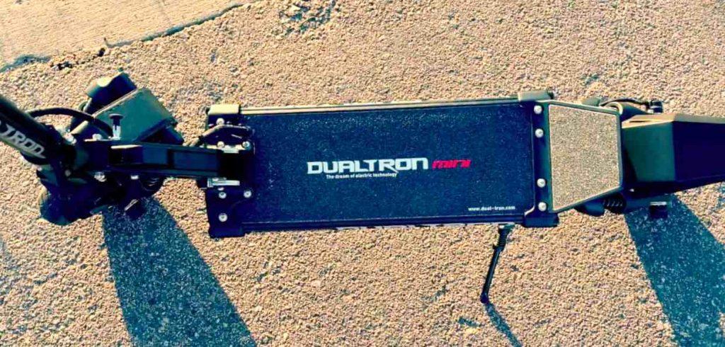 Pleateau de la Dualtron Mini
